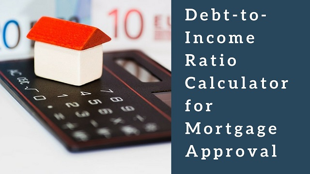 Debt-to-Income Ratio Calculator for Mortgage Approval